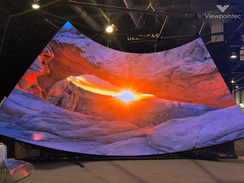 LED Dome2 1