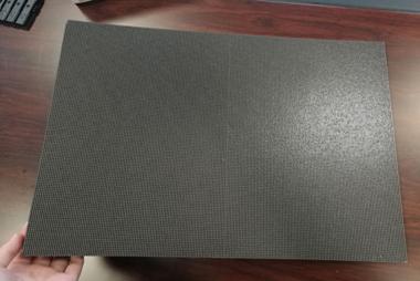 Fine pitch fleixble LED screen module