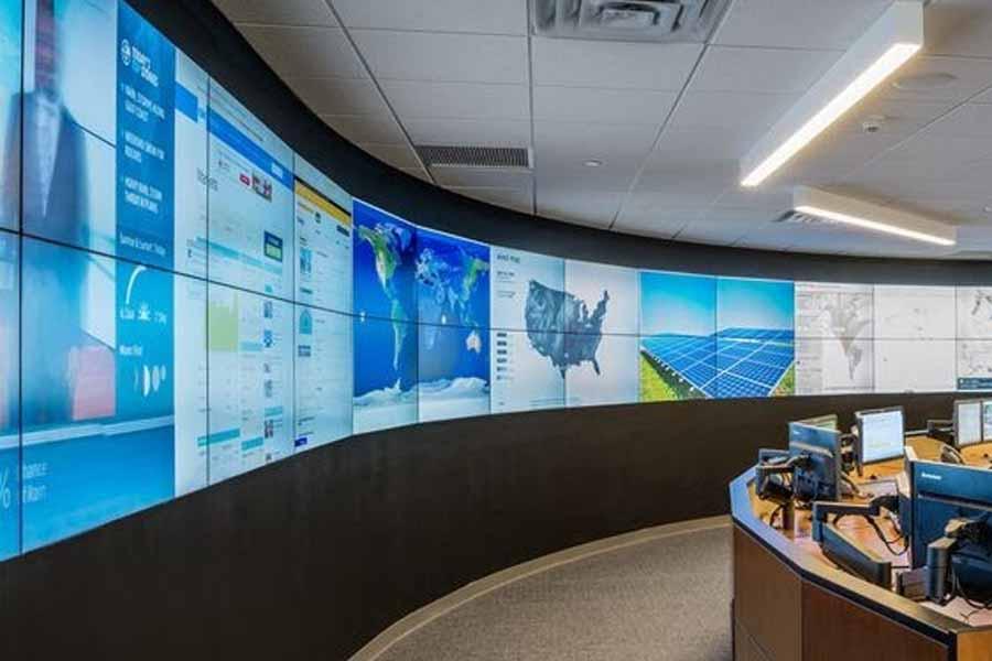 Control Room Display