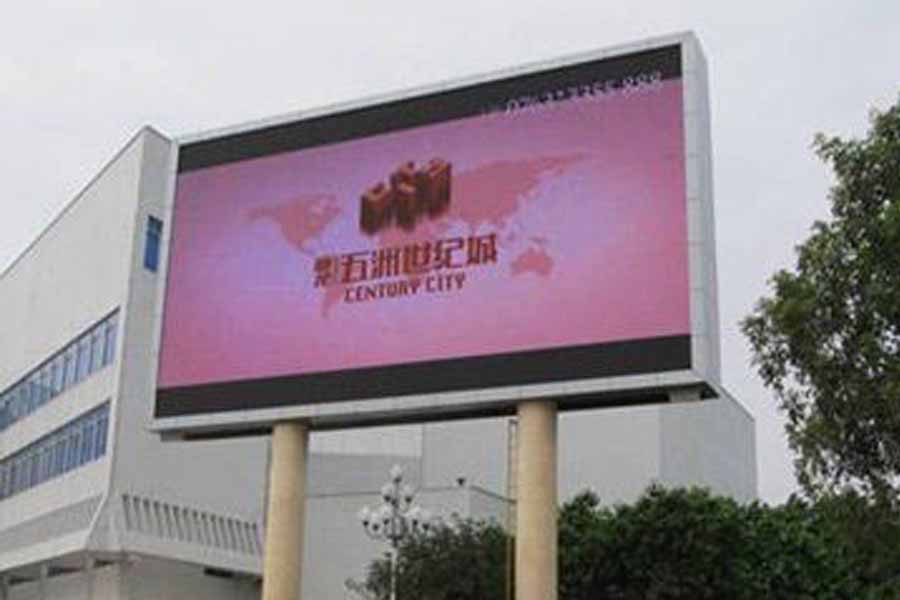 Conventional Led Displays