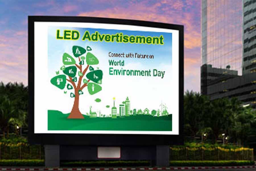 Led Advertisement Ideas