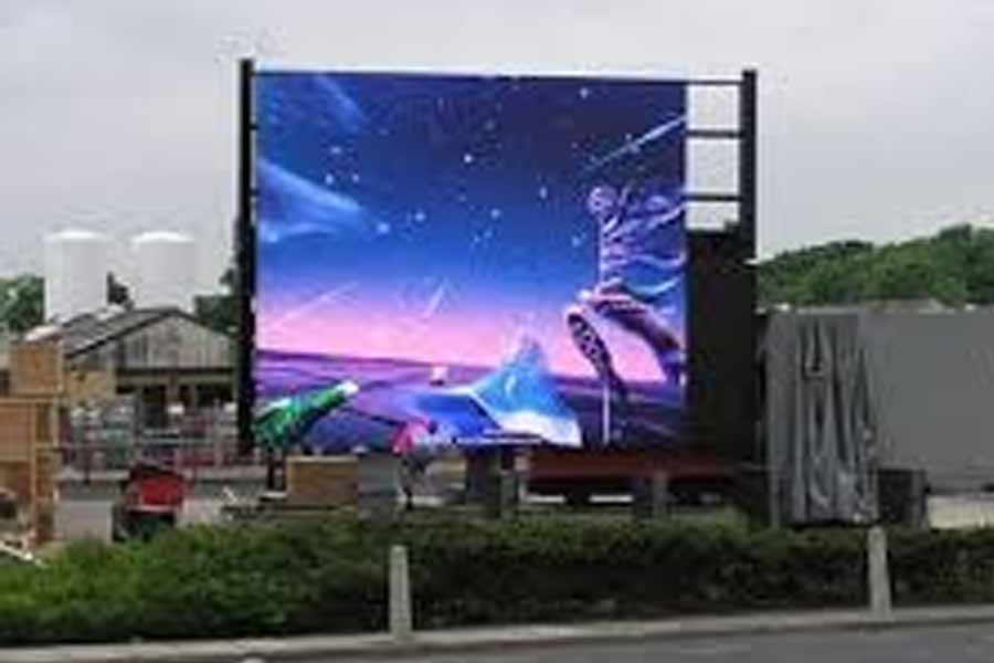 Outdoor Displays