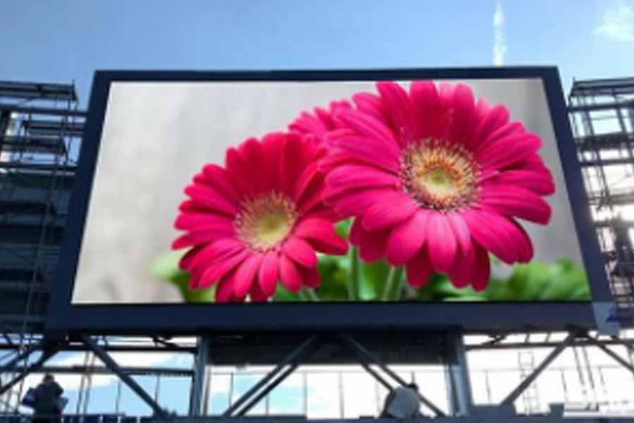 Outdoor SMD Led Display Screen